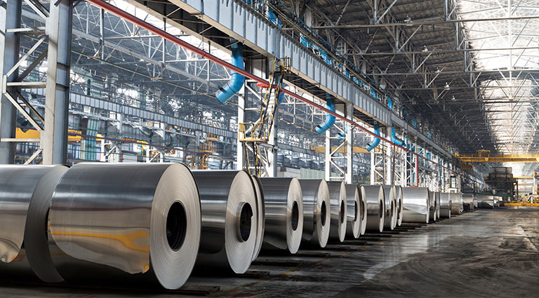Aluminium & Metal Industry